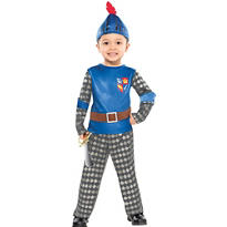 Toddler Boys Mike the Knight Costume