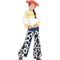 Toddler Girls Jessie Costume - Toy Story