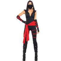 Adult Stealth Ninja Costume