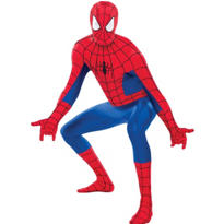 Adult Spider-Man Partysuit
