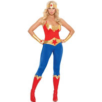 Adult Super Hero Costume