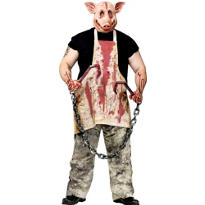 Adult Pork Grinder Costume