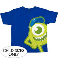 Mike Monsters University T-Shirt