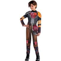 Girls Sabine Costume - Star Wars Rebels