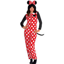 Minnie Mouse One-Piece Costume
