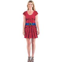Adult Cartoon T-Shirt Dress