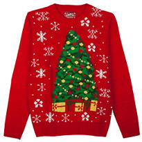 Christmas Tree Christmas Sweater