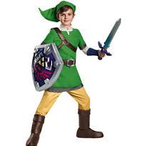 Boys Link Costume Deluxe - The Legend of Zelda