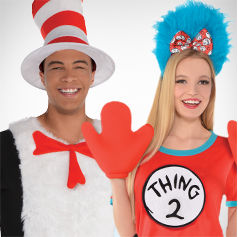 Dr. Seuss Costumes & Accessories