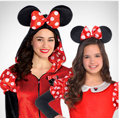 Minnie Mouse Costume Accessories