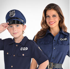Career & Law Enforcement Costume Accessories