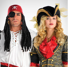 Pirate Costume Accessories