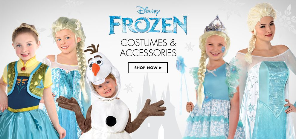 Frozen/Disney Princess Costumes