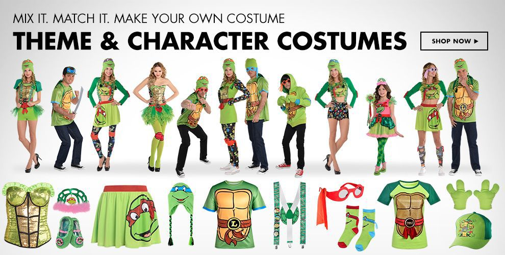 Shop Themes & Characters Costume Accessories