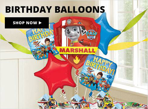 Birthday Balloons Shop Now