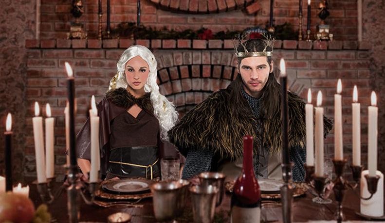 Renissance, Medieval Costume Accessories