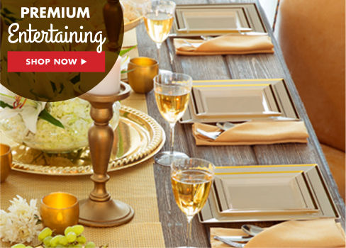 Premium Entertaining