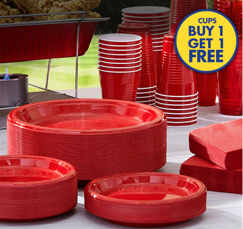 Solid Color Tableware in 21 Colors