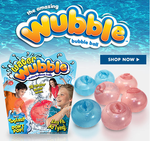 The Amazing Wubble Bubble Ball Shop Now