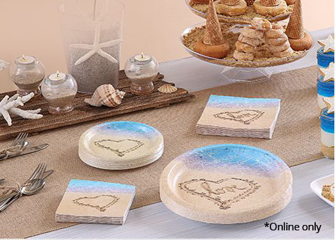 Wedding Tableware