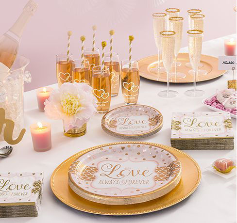 Premium Wedding Tableware