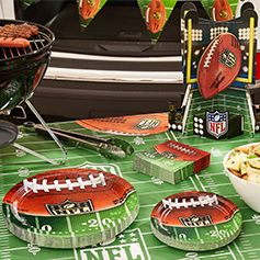 Football Tableware