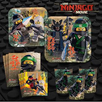 Ninjago Party Supplies