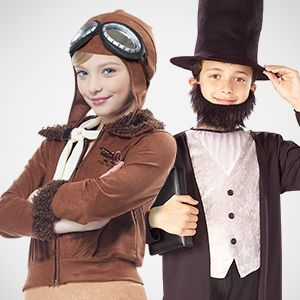 Historical Figure Costumes & Accessories