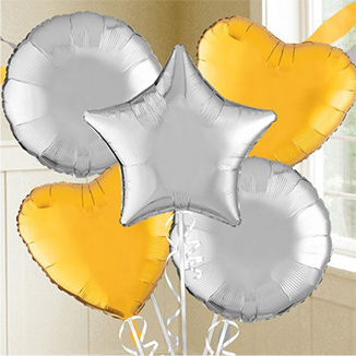 Solid Balloons in 21 Colors
