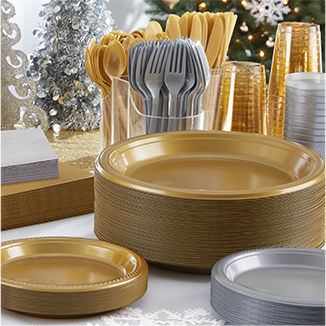 Solid Tableware 21 Colors