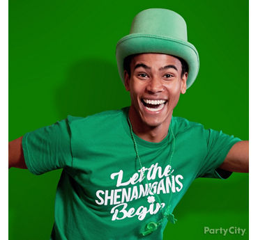 Funny St. Patricks Day T-Shirt Idea
