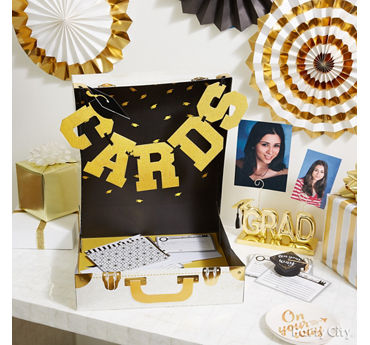 Graduation Gift Table Idea