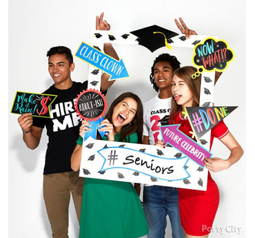 Graduation Photo Booth Prop Idea
