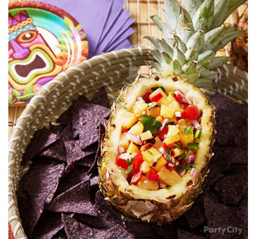 6 Easy Finger Foods For Your Tiki Party Luau Party Ideas