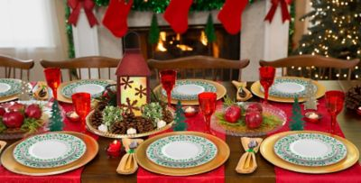 Premium Christmas Tableware & Premium Christmas Tableware - Holiday Dinnerware Serveware ...