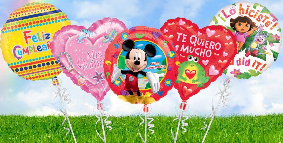 Spanish Balloons