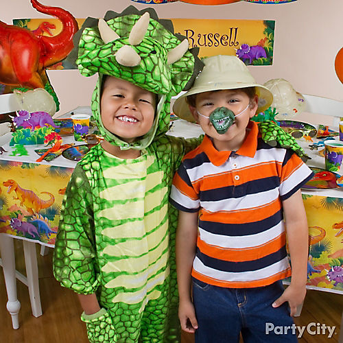 Prehistoric Dinosaurs Party Ideas