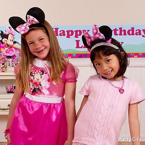 Minnie Mouse Dress Up Gear Idea
