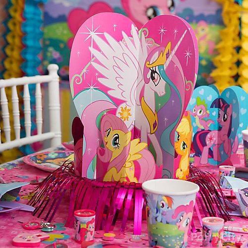 My Little Pony Centerpiece Idea