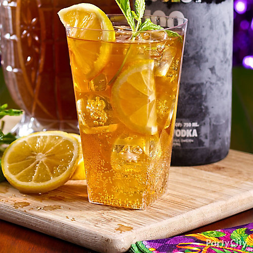 Fat Tuesday Ice Tea Cocktail Recipe
