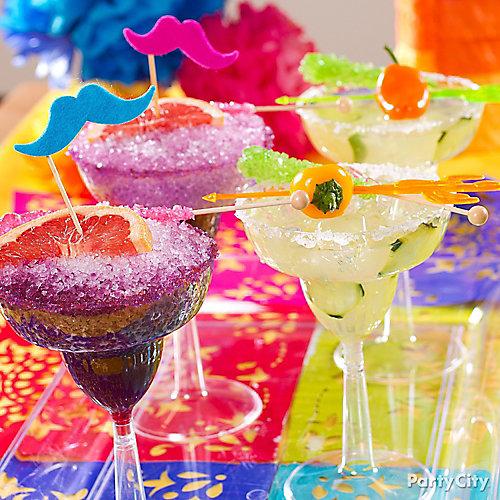 Acai Berry Margarita Cocktail Recipe