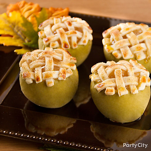 Personal Apple Pies Idea