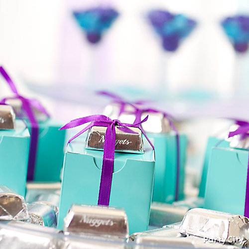 Chocolate Bar Gift Accent Idea