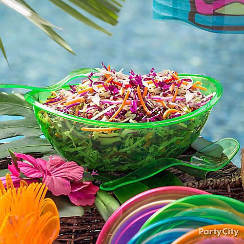 Summer Coleslaw Idea