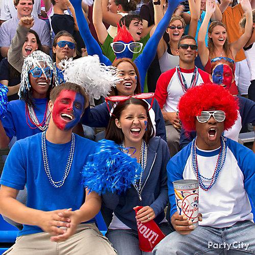 Baseball Party Dress Up Ideas