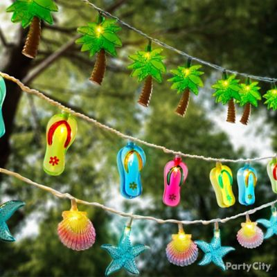 Beach Party Decorating Ideas Diy Do It Your Self