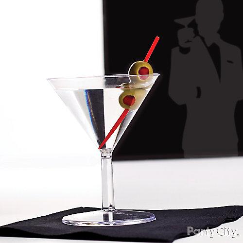 James Bond Martini Cocktail Recipe