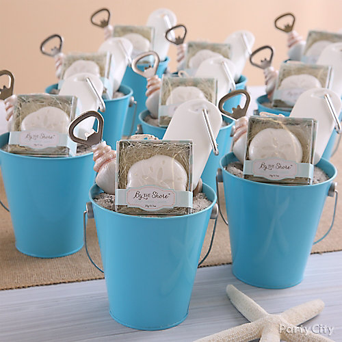 Beachy Favors Idea