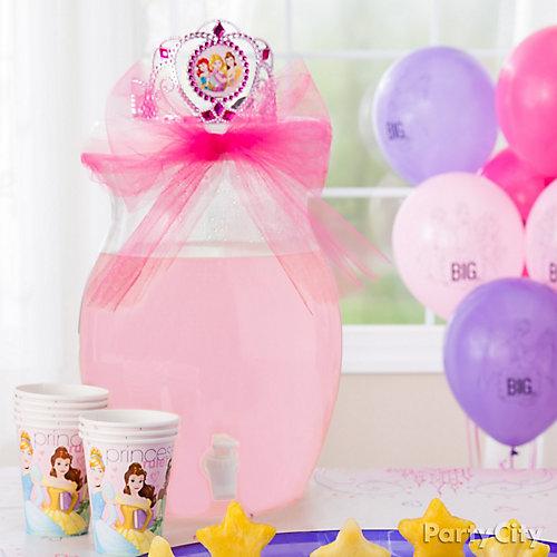 Disney Princess Drink Idea