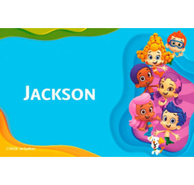 Custom Bubble Guppies Invitations & Thank You Notes | Party City